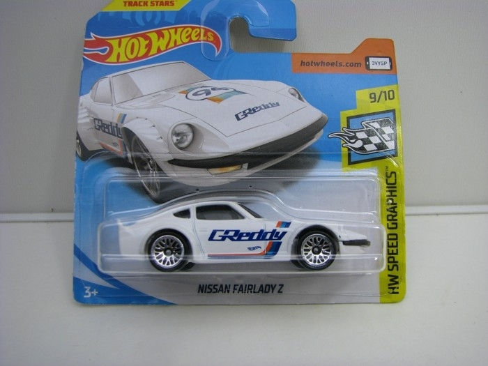 Nissan Fairlady Z No.94 Hot Wheels Speed Graphics-2018